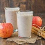 Protein Shake Apple Pie Smoothie