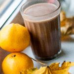 Chocolate Orange Protein Shake